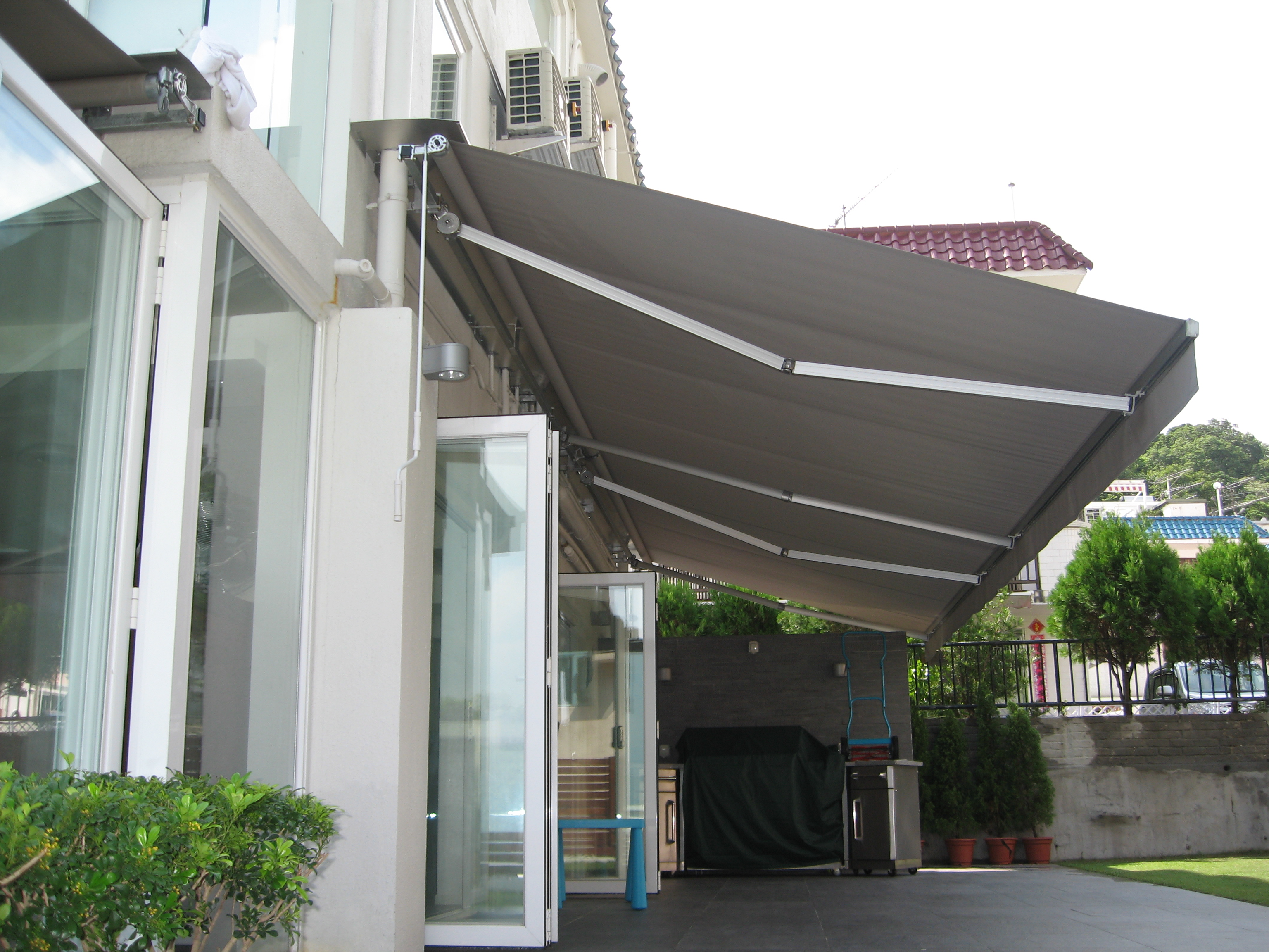Awnings And Canopies O
